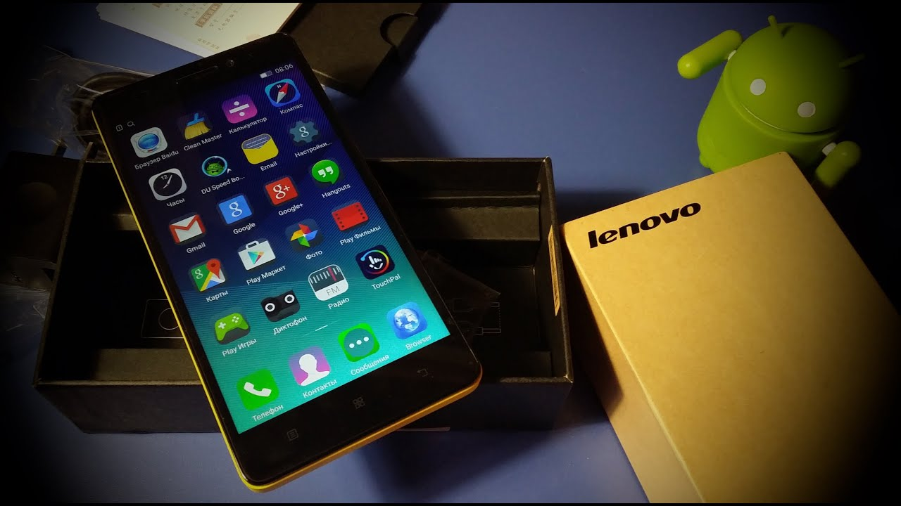 Lenovo K3 Note (K50-T5 ) Unboxing & Review ( Gaming, video,Antutu .