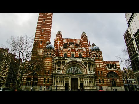 London - Tour Westminster Cathedral