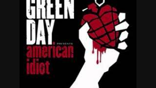 American Idiot- Green Day American Idiot Album Request