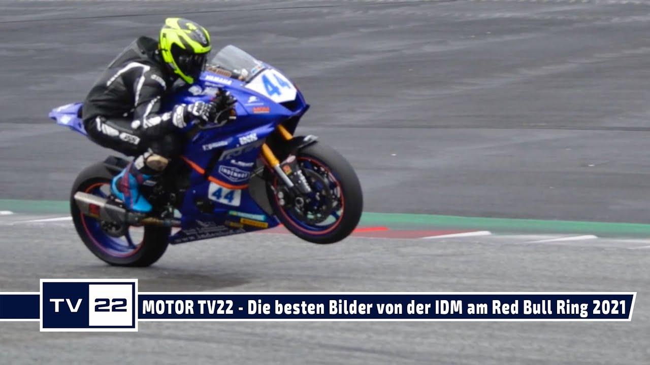 Die besten Bilder von der IDM am Red Bull Ring 2021 - Teil 1 - MOTOR TV22