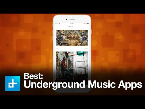 Top 3 Underground Music Apps (alternatives to Spotify and Apple Music)