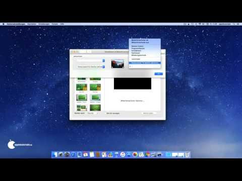 Mac für Einsteiger - Was sind aktive Ecken?