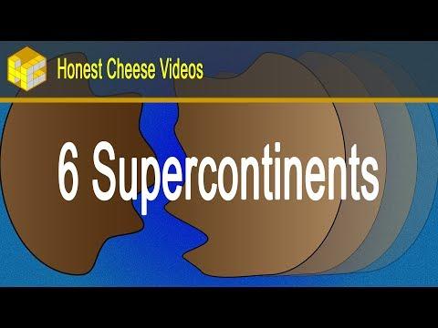 6 Supercontinents