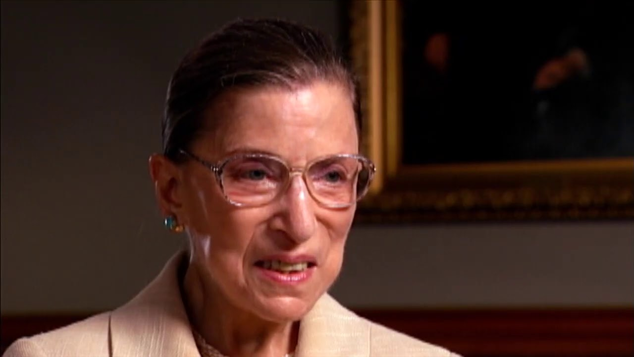 The Jewish Americans: Justice Ruth Bader Ginsburg on Her Family's Immigration Story