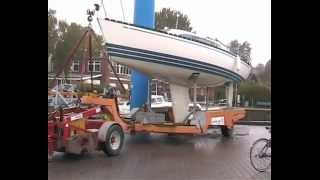 Boat Cradles For Winter Storage