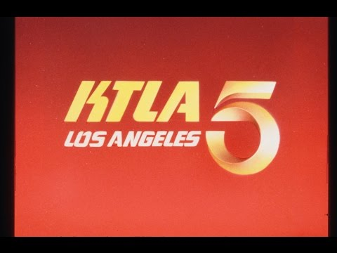 KTLA Channel 5 - 35mm Slides (Archives) - Los Angeles Station ID