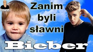 Justin Bieber | Zanim byli sławni