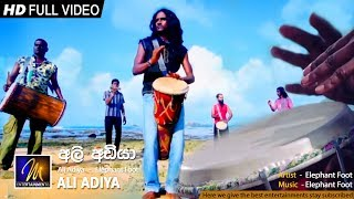 Ali Adiya - Elephant Foot| Official Music Video | MEntertainments Thumbnail