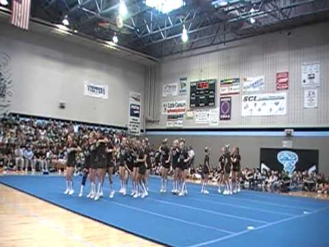 Pigskin Assembly -Pueblo West High School Cheerleaders