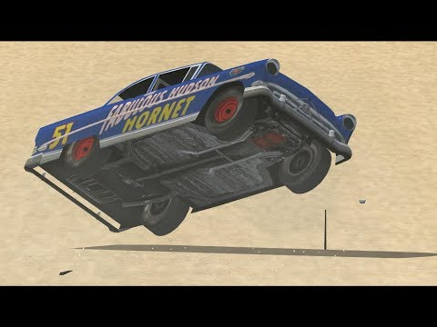 "Can I Recreate Doc Hudson's ""Cars 3"" Crash? (Part 2) 