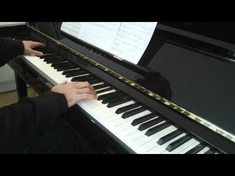 Resident Evil 3: Nemesis, 'Save Room Theme', 'Free from Fear', Piano Solo