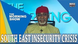 SOUTH EAST INSECURITY CRISIS - SENATOR ENYINNAYA ABARIBE