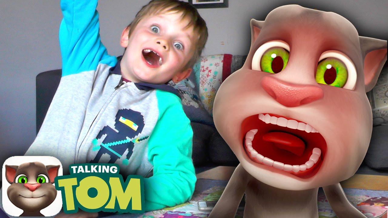 NEW! Talking Tom Cat app