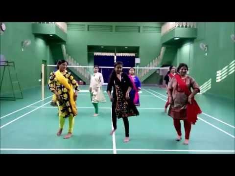 Barso Re Megha (Danspire Choreography)