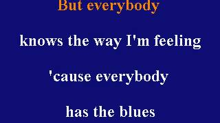 Merle Haggard - Everybody Has The Blues - Karaoke