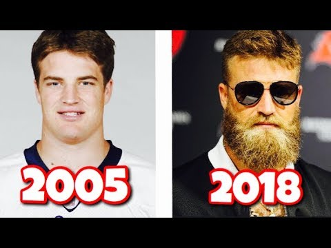 The Bizarre Evolution of Ryan Fitzpatrick