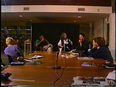 Fire in the Library: George Evans & John Otterbridge (November 16, 1995) Part 2 of 2