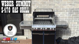 Gear Review: Weber Summit S-470 Gas Grill