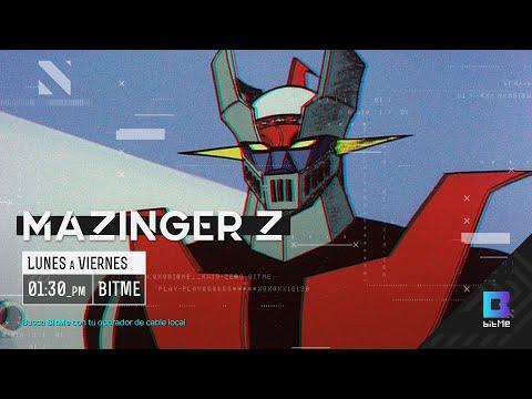 Mazinger Z en las #TardesDeAnime🎌 por BitMe