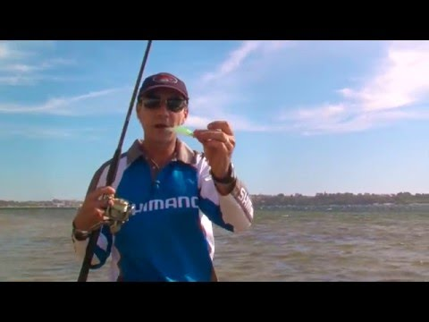 Perth Fishing TV - Nick Hocking Swan River Jigs