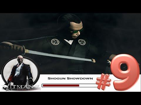 Hitman 2: Silent Assassin - Professional Walkthrough - SA - Mission 9 - Shogun Showdown