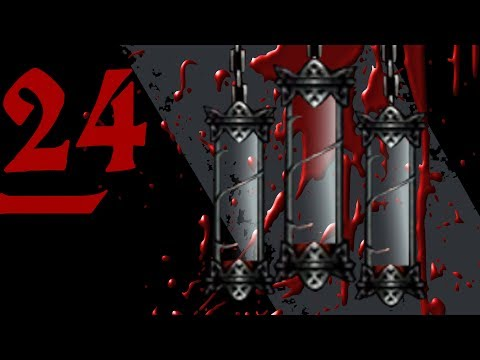Darkest Dungeon: Episode 24 - Low on Supply - PANIC MODE! (CRIMSON COURT DLC!)