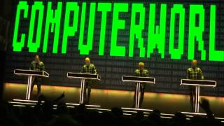 Kraftwerk - Numbers/Computerworld live @ Paradiso Amsterdam January 2015