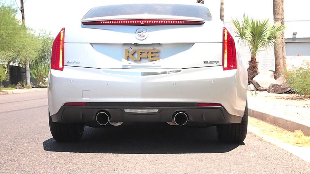 Kpe ats 20 turbo axle back exhaust video youtube publicscrutiny Image collections