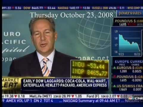 10/23/2008 - Peter Schiff On Squawk Box: Navigating A Slowing Economy