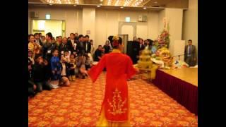 ベトナムのテトを祝う集いat 総領事館