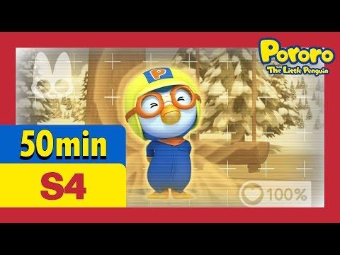 [Pororo S4] Full episodes #1 - #5 (55min) | Kids Animation | Animation Comliation | Pororo