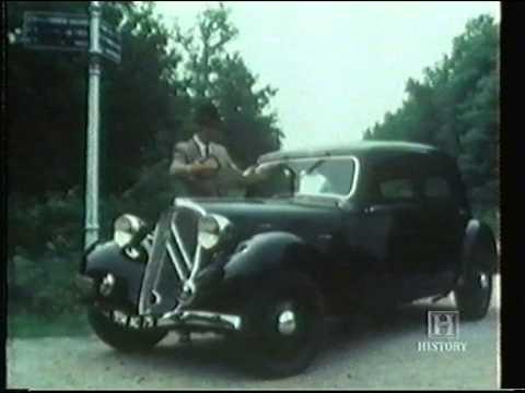 Citroen History Documentary