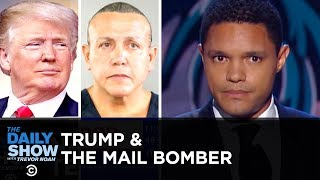 Is Trump's Rhetoric to Blame for the Florida Mail Bomber?  | The Daily Show
