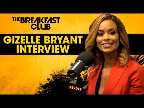 Gizelle Bryant Talks Business Ventures, Her New Man + More