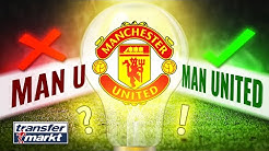 """TM KNOWS: Warum man zu Manchester United nicht """"ManU"""" sagt   TRANSFERMARKT"""