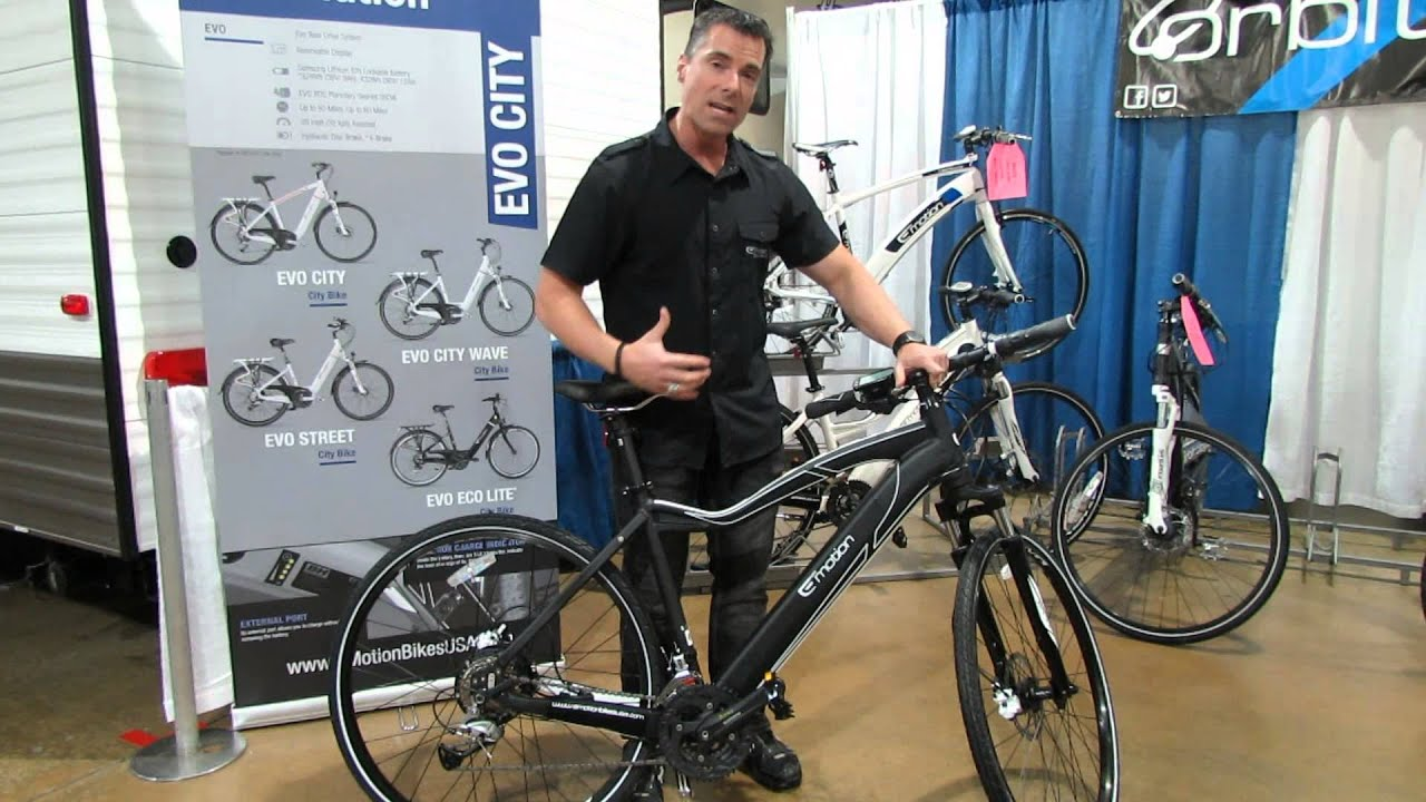 Orbit electric bike