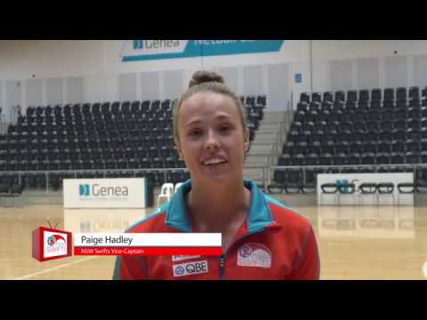 Hadley shout-out for NSW Teams at Nationals