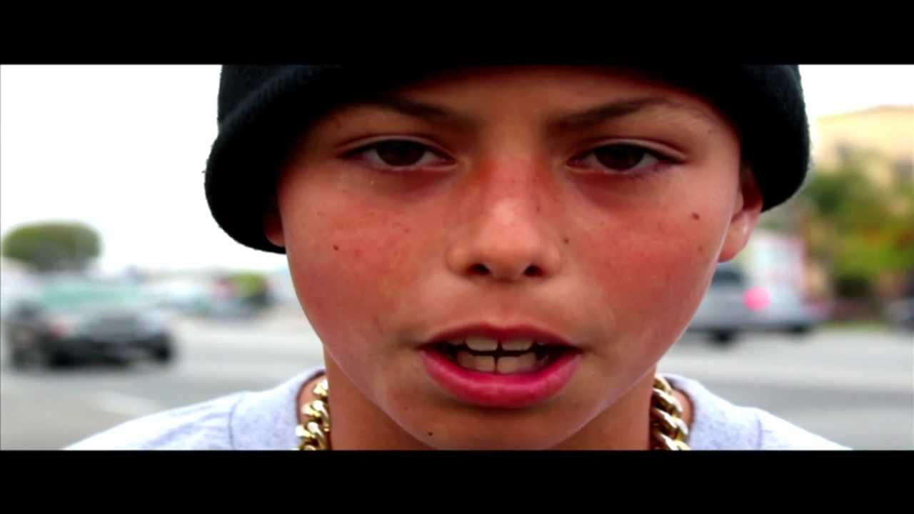 Louie Lou - Swag City Music Video  11 Year Old Rapper  - Youtube-1224