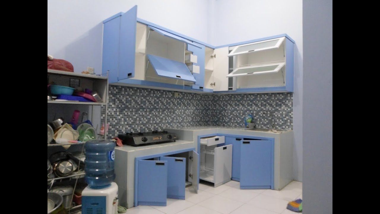 Kitchen set semarang kitchen set sederhana custom furniture semarang