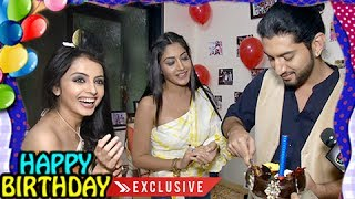 Kunal Jaisingh Celebrates His BIRTHDAY With Surbhi Chandna And Shrenu Parikh - Exclusive | Ishqbaaz