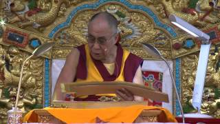 Tibetan Language: Day 9pm - 18 Great Stages of the Path (Lam Rim) Commentaries