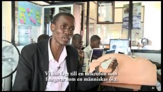Världskoll se - Bättre koll av gravida tack vare studenter i Uganda