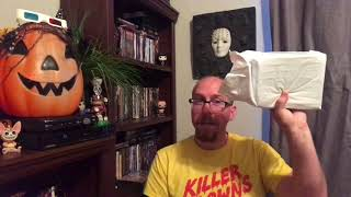 HorrorPack - August 2018 Unboxing Review Video - Horror Subscription Service- Ghoulishly Good Cinema