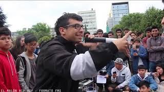 TEOREMA vs SEDYEME - Formato FMS ⚡ - El Malón Hip Hop