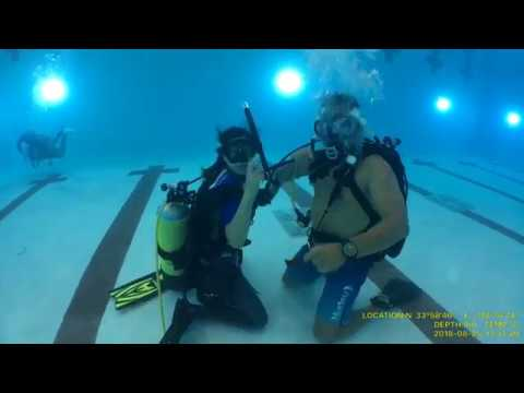 PADI DIVEMASTER GEAR EXCHANGE EXERCISE -Blue Holic Scuba