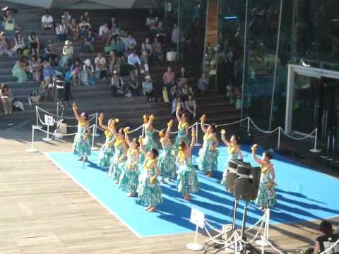 Aloha Yokohama 2010@屋上ステージ