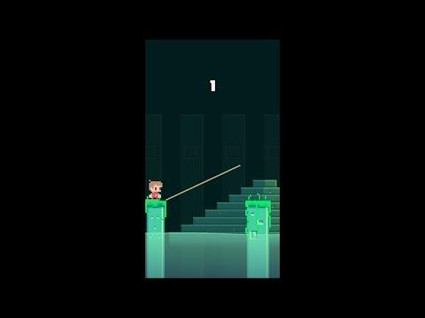 Bridge Hero (Android) - gameplay.