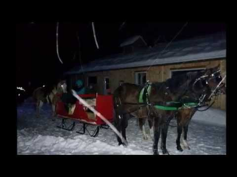 Sleigh ride MRC Acton 2015