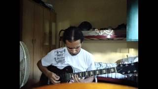 Like A Stone(Audio Slave)-solo cover GT-10
