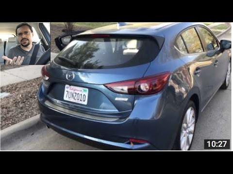 2017 Mazda 3 funnest in class?  Hatchback / 5 door wagon review.